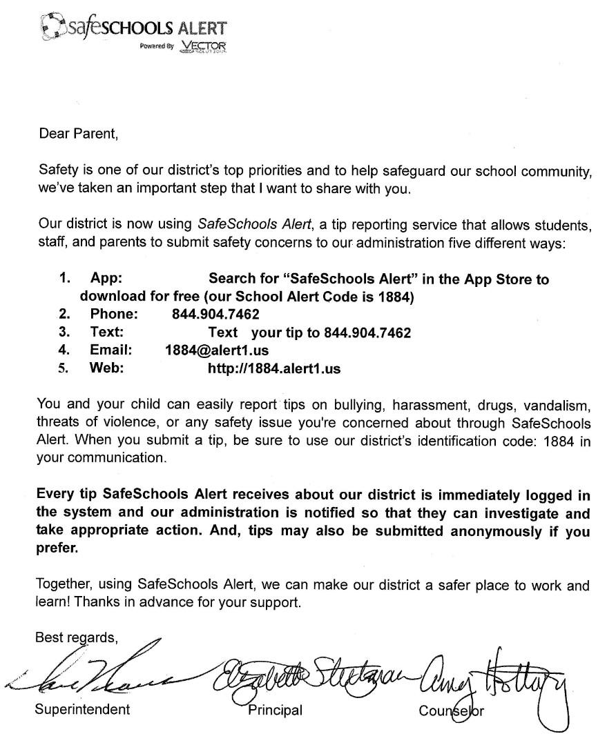 Friend Public Schools